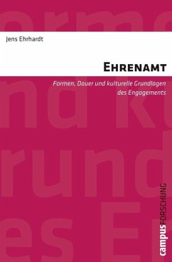 Ehrenamt (eBook, PDF) - Ehrhardt, Jens