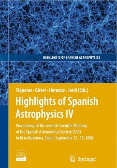 Highlights of Spanish Astrophysics IV (eBook, PDF)