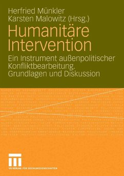 Humanitäre Intervention (eBook, PDF)