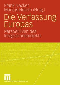 Die Verfassung Europas (eBook, PDF)