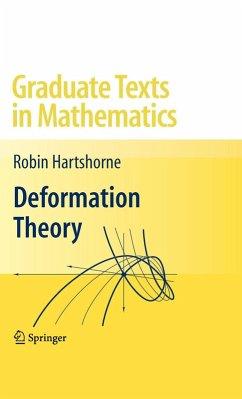 Deformation Theory (eBook, PDF) - Hartshorne, Robin