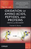 Oxidation of Amino Acids, Peptides, and Proteins (eBook, PDF)