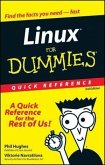Linux For Dummies Quick Reference (eBook, ePUB)