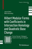 Hilbert Modular Forms with Coefficients in Intersection Homology and Quadratic Base Change (eBook, PDF)