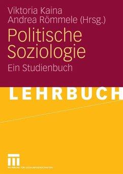 Politische Soziologie (eBook, PDF)