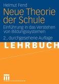 Neue Theorie der Schule (eBook, PDF)