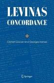 Levinas Concordance (eBook, PDF)