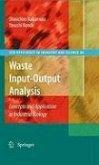 Waste Input-Output Analysis (eBook, PDF)