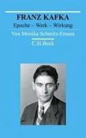Franz Kafka (eBook, ePUB) - Schmitz-Emans, Monika