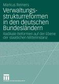 Verwaltungs-strukturreformen in den deutschen Bundesländern (eBook, PDF)