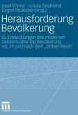 Herausforderung Bevölkerung (eBook, PDF)