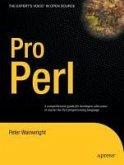 Pro Perl (eBook, PDF)