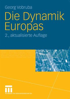 Die Dynamik Europas (eBook, PDF) - Vobruba, Georg