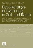 Bevölkerungsentwicklung in Zeit und Raum (eBook, PDF)