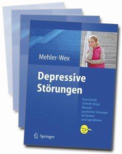 Depressive Störungen (eBook, PDF) - Mehler-Wex, Claudia