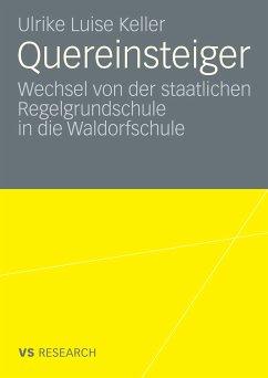 Quereinsteiger (eBook, PDF) - Keller, Ulrike Luise