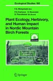 Plant Ecology, Herbivory, and Human Impact in Nordic Mountain Birch Forests (eBook, PDF)