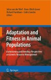 Adaptation and Fitness in Animal Populations (eBook, PDF)