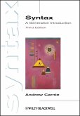 Syntax (eBook, ePUB)