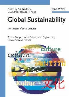 Global Sustainability (eBook, PDF)