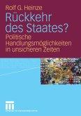 Rückkehr des Staates? (eBook, PDF)