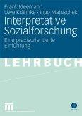 Interpretative Sozialforschung (eBook, PDF)