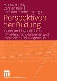 Perspektiven der Bildung (eBook, PDF)