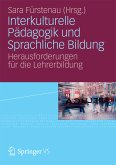 Interkulturelle Pädagogik und Sprachliche Bildung (eBook, PDF)
