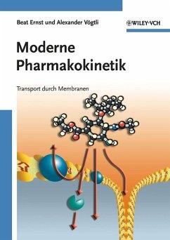 Moderne Pharmakokinetik (eBook, ePUB) - Ernst, Beat; Vögtli, Alexander