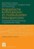 Biographische Konstruktionen im multikulturellen Bildungsprozess (eBook, PDF)