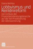 Lobbyismus und Rentenreform (eBook, PDF)