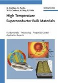 High Temperature Superconductor Bulk Materials (eBook, PDF)