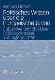Politisches Wissen über die Europäische Union (eBook, PDF)