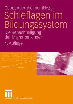 Schieflagen im Bildungssystem (eBook, PDF)