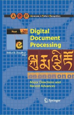 Digital Document Processing (eBook, PDF)