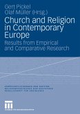 Church and Religion in Contemporary Europe (eBook, PDF)
