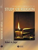 The Blackwell Companion to the Study of Religion (eBook, PDF)