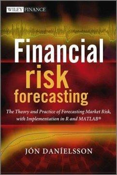 Financial Risk Forecasting (eBook, PDF) - Danielsson, Jon