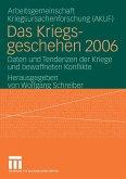 Das Kriegsgeschehen 2006 (eBook, PDF)
