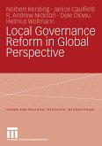 Local Governance Reform in Global Perspective (eBook, PDF)