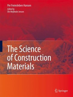 The Science of Construction Materials (eBook, PDF) - Freiesleben Hansen, Per
