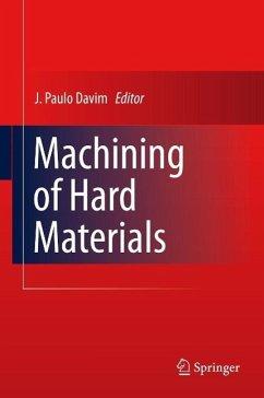 Machining of Hard Materials (eBook, PDF)