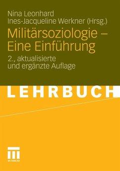 Militärsoziologie - Eine Einführung (eBook, PDF)