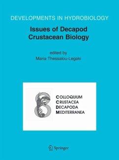 Issues of Decapod Crustacean Biology (eBook, PDF)