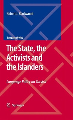The State, the Activists and the Islanders (eBook, PDF) - Blackwood, Robert J.