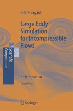 Large Eddy Simulation for Incompressible Flows (eBook, PDF) - Sagaut, P.