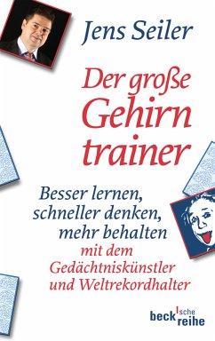 Der große Gehirntrainer (eBook, ePUB)