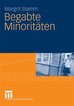 Begabte Minoritäten (eBook, PDF) - Stamm, Margrit