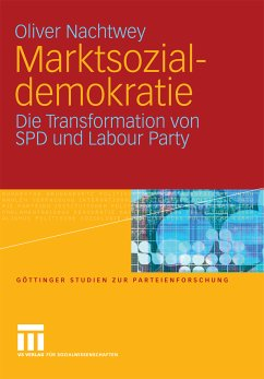 Marktsozialdemokratie (eBook, PDF) - Nachtwey, Oliver