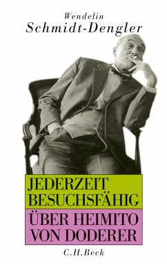 Jederzeit besuchsfähig (eBook, ePUB) - Schmidt-Dengler, Wendelin